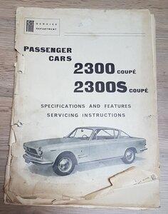 werkpl boek aanvulling2300 coupe engels