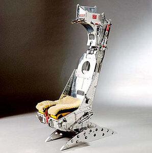 Schietstoel bureaustoel